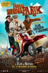 Poster Movie Fuga da Reuma Park 2016