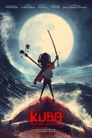 Poster Movie Kubo and the Two Strings 2016