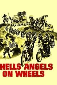 View Hells Angels on Wheels (1967) Movie poster on Ganool