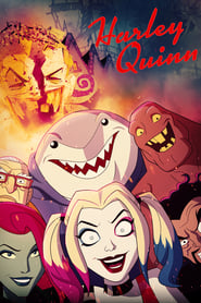Harley Quinn series tv