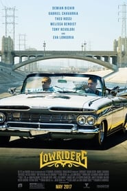 Poster Movie Lowriders 2017
