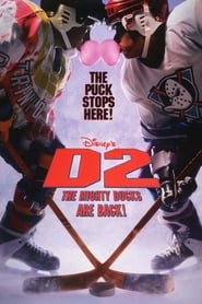 View D2: The Mighty Ducks (1994) Movie poster on Fmovies