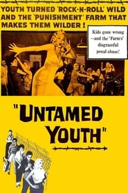 Untamed Youth poster
