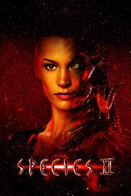 View Species II (1998) Movie poster on Ganool