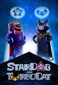 View StarDog and TurboCat (2019) Movie poster on Fmovies