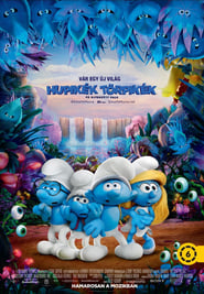 Poster Movie Smurfs: The Lost Village 2017