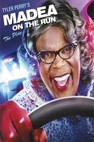 Poster Movie Tyler Perry's Madea on the Run 2017