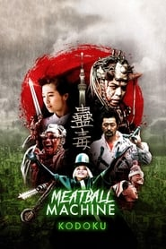 View Meatball Machine Kodoku (2018) Movie poster on Ganool