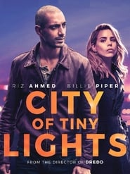 Poster Movie City of Tiny Lights 2017