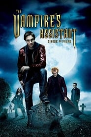 Cirque du Freak: The Vampire's Assistant FULL MOVIE