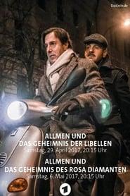 Poster Movie Allmen und der rosa Diamant 2017