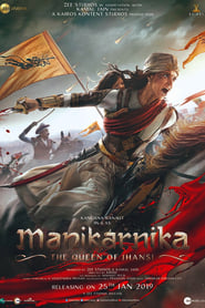 View Manikarnika: The Queen of Jhansi (2019) Movie poster on Ganool