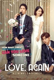 View Love, Again (2019) Movie poster on 123movies