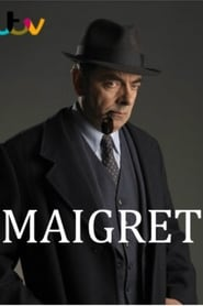 Poster Movie Maigret's Night at the Crossroads 2017