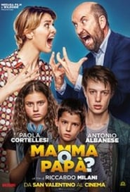 Poster Movie Mamma o papà? 2017