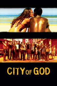 City of God (2002) Movie poster on Ganool