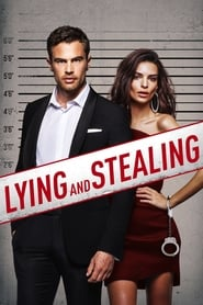 View Lying and Stealing (2019) Movie poster on Ganool