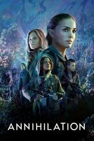 View Annihilation (2018) Movie poster on cokeandpopcorn