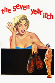 The Seven Year Itch (1955) Movie poster on Ganool