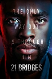 View 21 Bridges (2019) Movie poster on 123movies