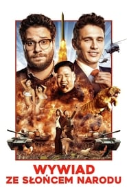 Poster Movie The Interview 2014