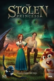 View The Stolen Princess: Ruslan and Ludmila (2018) Movie poster on Ganool