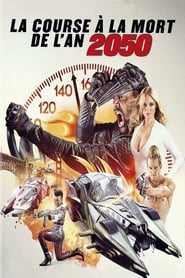 Poster Movie Death Race 2050 2017