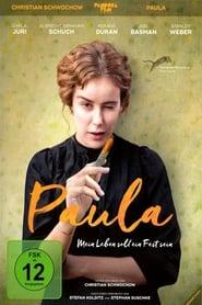 View Paula (2016) Movie poster on cokeandpopcorn