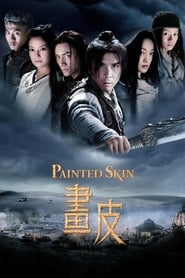 View Painted Skin (2008) Movies poster on Ganool