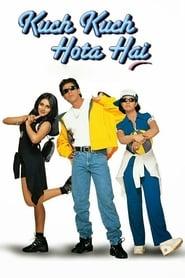 View Kuch Kuch Hota Hai (1998) Movie poster on Ganool