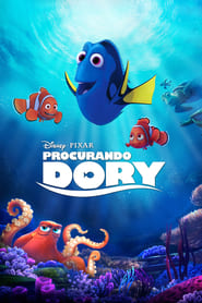 Poster Movie Finding Dory 2016