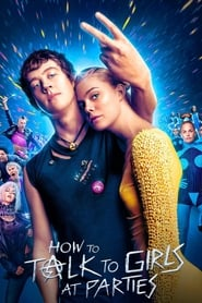 View How to Talk to Girls at Parties (2017) Movie poster on Ganool