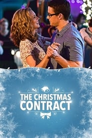 View The Christmas Contract (2018) Movie poster on cokeandpopcorn.click