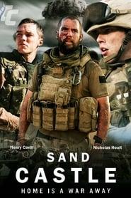 Poster Film-Sand-Schloss 2017