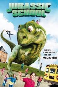 Poster Movie Jurassic School 2017