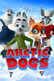 View Arctic Dogs (2019) Movie poster on INDOXX1