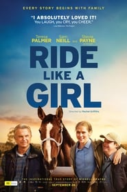 View Ride Like a Girl (2019) Movie poster on 123putlockers