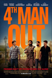 Poster Movie 4th Man Out 2016