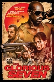View The Glorious Seven (2019) Movie poster on INDOXX1