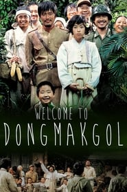 View Welcome to Dongmakgol (2005) Movie poster on Ganool