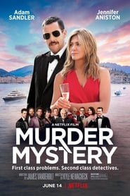 View Murder Mystery (2019) Movie poster on Ganool