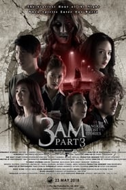3 AM: Part 3 (2018) Movie poster on cokeandpopcorn