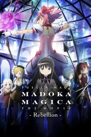 View Puella Magi Madoka Magica the Movie Part III: Rebellion (2013) Movie poster on Ganool