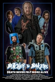 Poster Movie Butcher the Bakers 2017