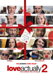 Poster Movie Red Nose Day Actually 2017