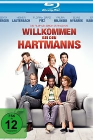 Poster Movie Welcome to the Hartmanns 2016