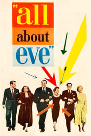 View All About Eve (1950) Movie poster on Ganool
