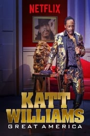 View Katt Williams: Great America (2018) Movie poster on cokeandpopcorn.click