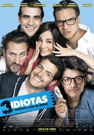 Poster Movie 3 Idiotas 2017
