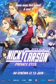 Nicky Larson : Private Eyes  film complet